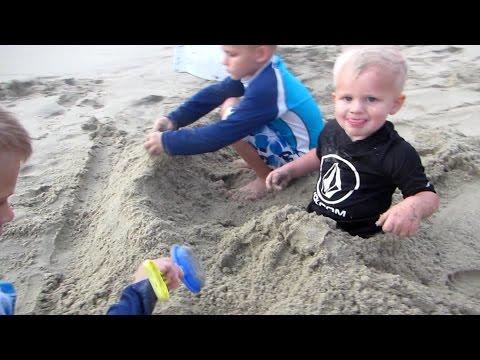 October Beach Time!