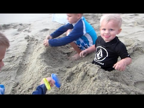 October Sand Time!