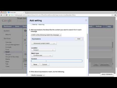 GAME - Configuring Google Apps Message Encryption