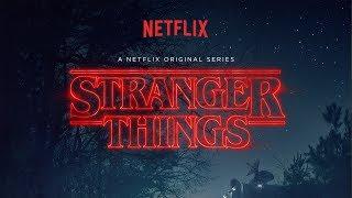 Заставка к сериалу Очень странные дела / Stranger Things Opening Credits