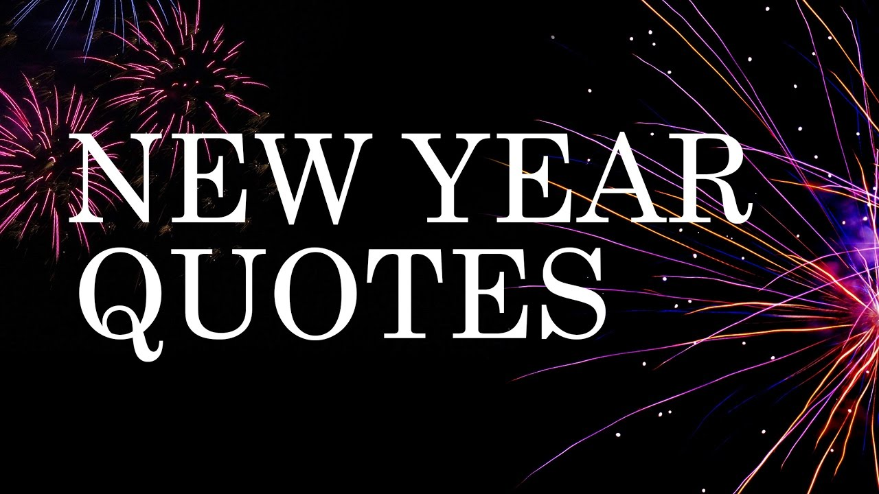 🔴 Happy New Year 2018 | New Year Quotes | New Year Wishes - YouTube