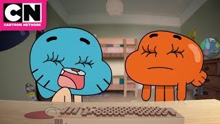 The Amazing World of Gumball | The Intelligence | Cartoon Network