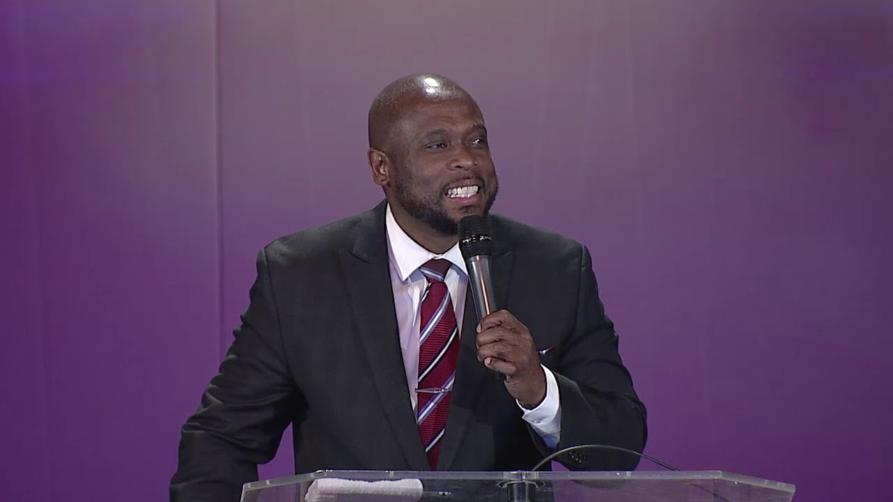 Camp Meeting 2019: Sabbath Divine Service - Dr David McKenzie