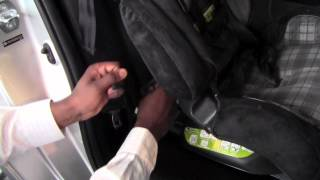 2012 | Toyota | Yaris | Car Seat Latch System | How To By Toyota City Minneapolis