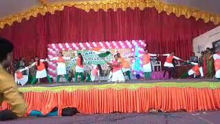 Jai ho song by ashritha women's degree college