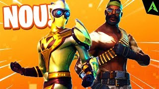 NEW * SECRET SKINS * appear in Fortnite!