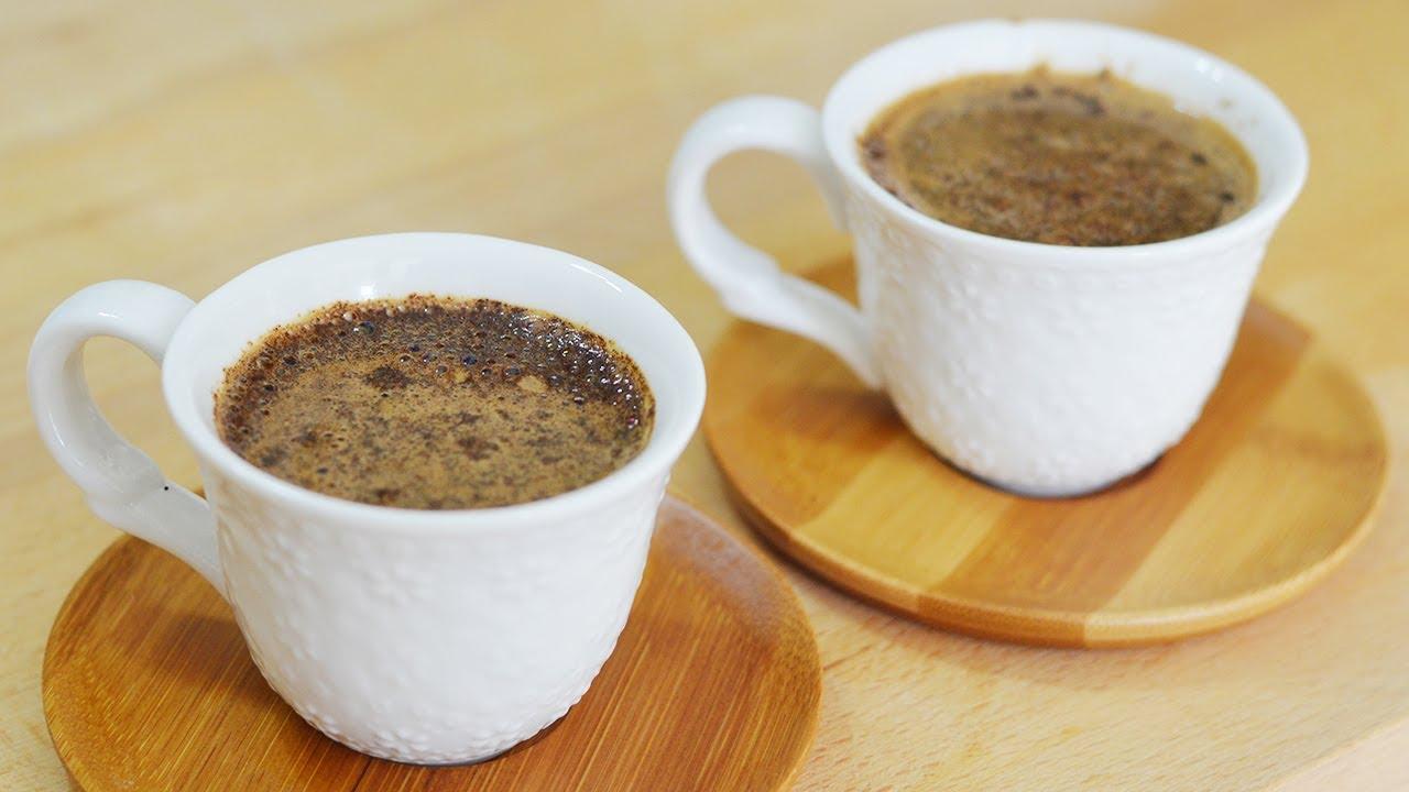 طرز تهیه قهوه ترک سنتی با شیر خوشمزه تر از قهوه ترک معمولی - آپ کارگو
