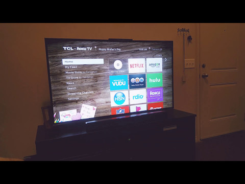Repeat TCL Roku TV - Setting Up Live TV Record - TCL 55US57