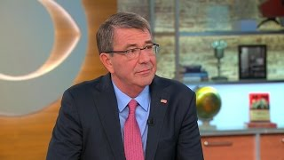 Ash Carter on Russia