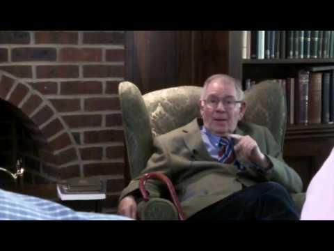 Russ Head tour - Walter Hooper address @ The Kilns