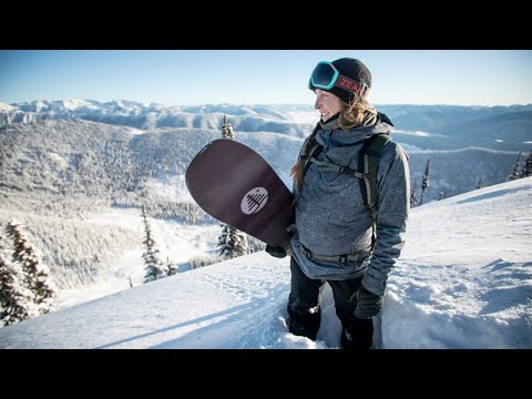 How to Be a Professional Backcountry Snowboarder and Cookie Tester with Kimmy Fasani