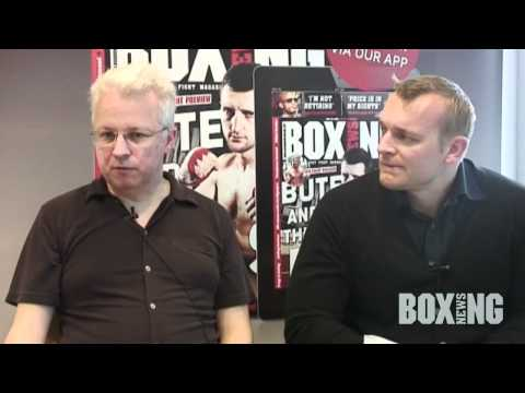 Boxing News Weekly Round up 3rd July 2012 (PT1)