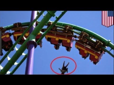Amusement Park Fails Compilation part 2