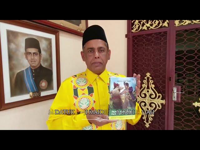 Promo Khas Novel Panglima Ismail Pahlawan Kedah oleh PSSCM