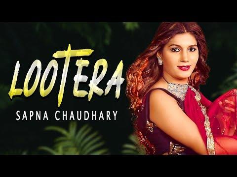 Sapna Chaudhary : LOOTERA (लुटेरा)| Amit Dagar | New Haryanvi Songs Haryanavi 2019 | Maina Haryanvi
