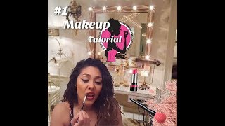 #1MAKEUP TUTORIAL (HOW TO DO YOUR MAKEUP ALL IN ONE VIDEO) MUST WATCH!!!