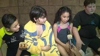 ET بالعربي - The Voice Kids – عمل واستجمام في دبي