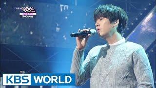 Gambar cover KyuHyun - At Gwanghwamun | 규현 - 광화문에서 [Music Bank K-Chart / 2014.11.14]
