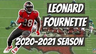 Buccaneers Leonard Fournette 2020-2021 Season| Real Bucs Talk Film Study