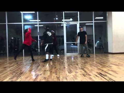 Class at Millennium Dance Complex Dallas TX