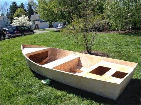 Алюминиевая лодка своими руками видео фото 261