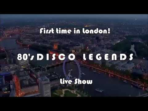 DISCO LEGENDS - O2 Arena, Fri, 28 Apr 2017 - 20:00
