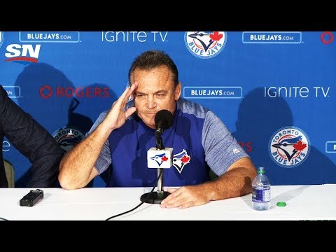 Blue Jays Outgoing Manager John Gibbons Farewell - FULL Press Conference