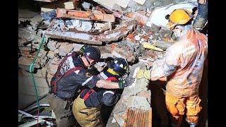 Vivienda que colapsó en el barrio Santander no tenía columnas: dueño de la edificación