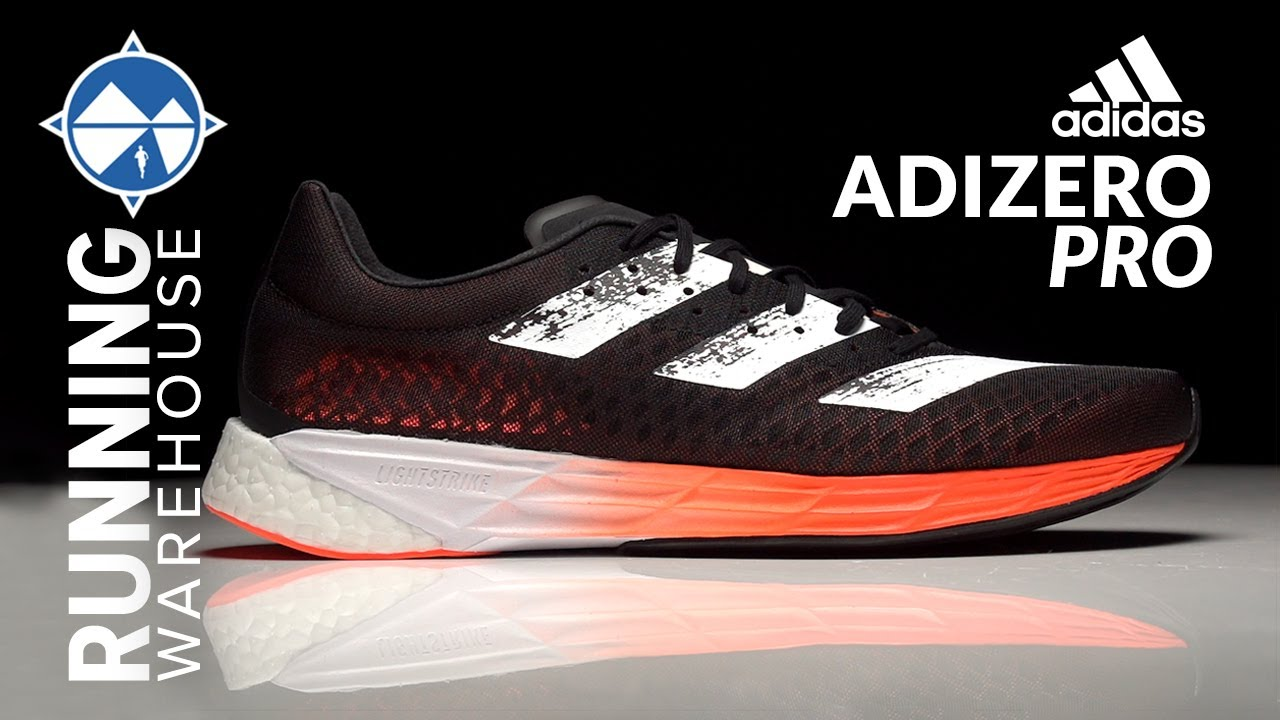 adidas adizero Pro Shoe Review | Does adidas live up to the Carbon Fiber Hype??