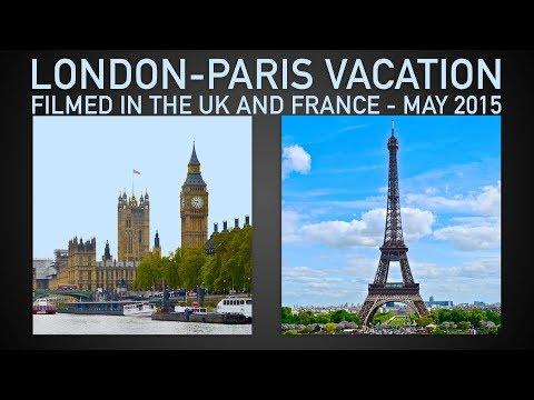 London and Paris Vacation
