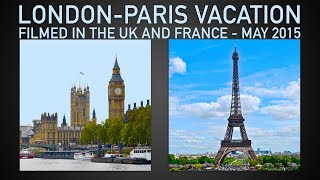 Video London and Paris Vacation - Traveling Robert download MP3, 3GP, MP4, WEBM, AVI, FLV Juni 2018