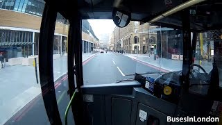 Route RV1 Visual – Tower Gateway to Covent Garden – Tower Transit