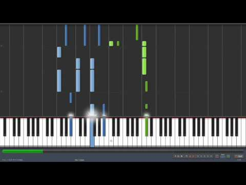 Goodbye Moonmen Rick And Morty Piano Tutorial