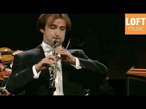 Carl Philipp Emanuel Bach - Oboe Concerto in B flat major, Wq 164