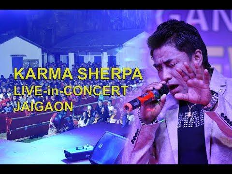 KARMA SHERPA   Live In Concert   Jaigaon Jann Sewa Organization
