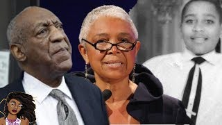 Camille Cosby wife of Bill Cosby Compares Him To Emmett Till