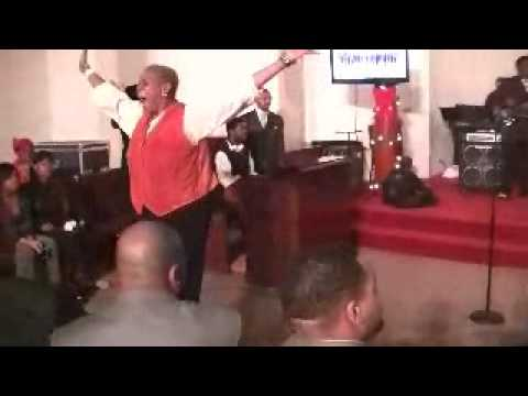 Paul Porter  live in Cleveland Ohio @City of Hope Church grand opening (Pastor Curry is pastor