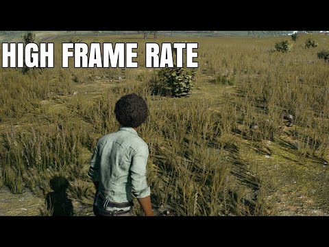 HOW TO ENABLE HIGH GRAPHICS AND FPS ON PUBG MOBILE + ENGLISH SETTINGS (NO  ROOT)|ANDROID/IOS