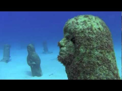 Atlantis Sculptures at Cayman Brac