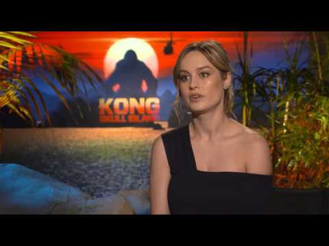 Kong: Skull Island - Brie Larson interview