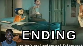 Coraline (WII) Walkthrough Part 4 Ending With Commentary