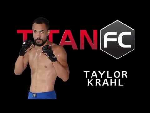 Titan FC 41: Taylor Krahl - Interview