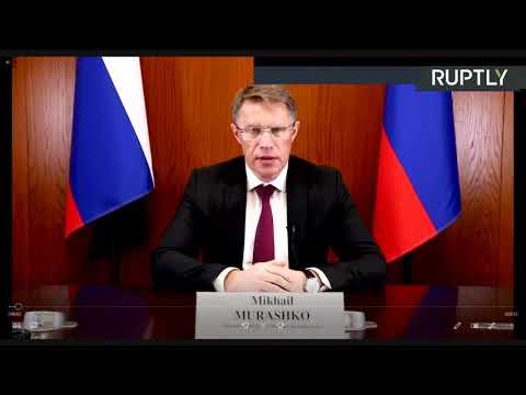 Russia presents Sputnik V coronavirus vaccine to the UN [STREAMED LIVE]