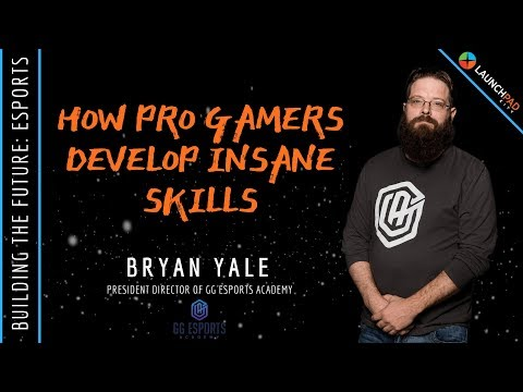 How Gamers Train to be Pro Players | Learn esports business