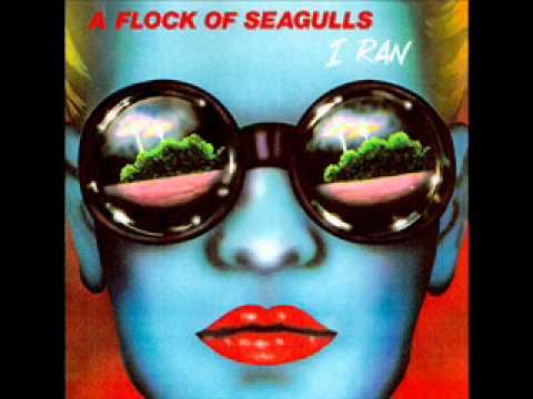 A Flock of Seagulls - I Ran (So Far Away)
