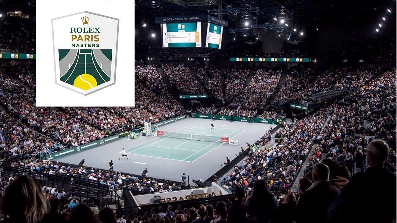 Resultado de imagem para accorhotels arena tennis