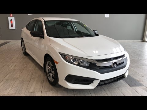 2017 Honda Civic Sedan DX | Toyota Northwest Edmonton | P0046