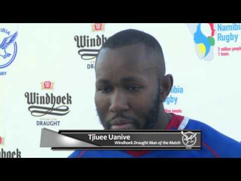 Namibia's Journey to Rugby World Cup 2015