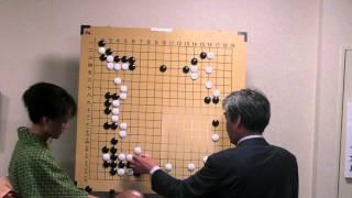 苑田流(2)なんば囲碁学園