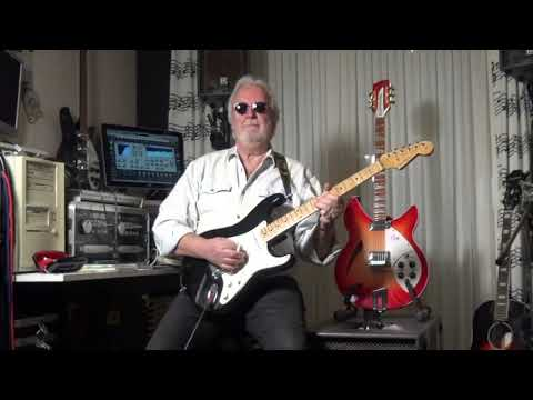 Ticket To Ride   The Beatles  played on guitar by Eric